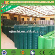Galvanized welded wire mesh/PVC coated welded panels/fence panels In 6 Gauge ( SGS Certified Factory)