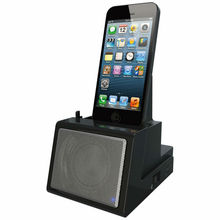 CR12 - Portable Universal Cradle with Speaker System (Bluetooth)