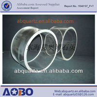 Quartz thick-walled tubes(OD from 2mm to 400mm)/Chinese sex tube