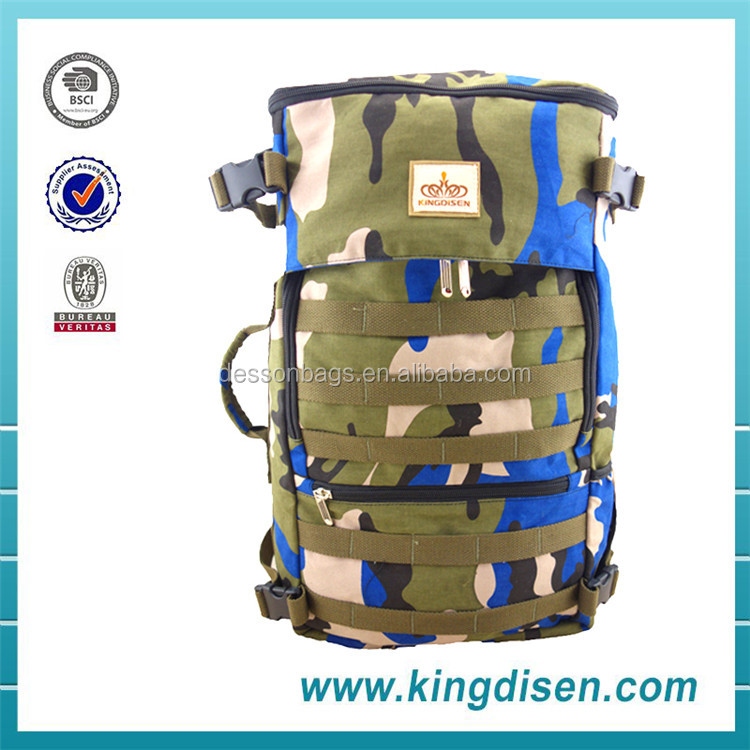 Mountaineering Rucksack Military hiking Backpack