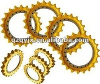 Excavator/Bulldozer undercarriage parts sprocket