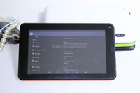 "7""Boxchip A23 Dual Core 1.5GHZ 512M+8G WIFI Bluetooth android OEM tablet pc"