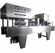 Automatic milk/yoghurt cup filling and sealing machine
