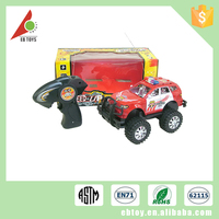 New style plastic HIPS/PP battery operated boys mini children rc toy car