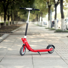 electric escurer scooter moped best sell electric standing scooter with foldable T bar