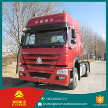 SINOTRUK HOWO 6*2 10 forwards and 2 reverse faw a7 head tractor truck
