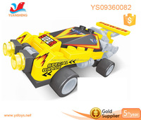 Children DIY boy toy high speed car building blocks for gift toys