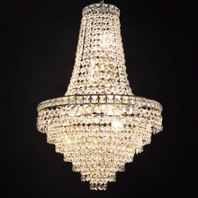 vintage crystal pendant lamp lustre cristal kitchen lighting made in Zhongshan