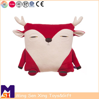 China supplier animal cushion for relaxation car seat cushion