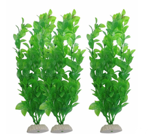 Cheap Price Fish Tank 4inch 8 inch 12inch Artificial Underwater Plant