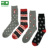Make Your Own Socks for Men and Kids Cute Custom Christmas Crew Happy Socks Wholesale