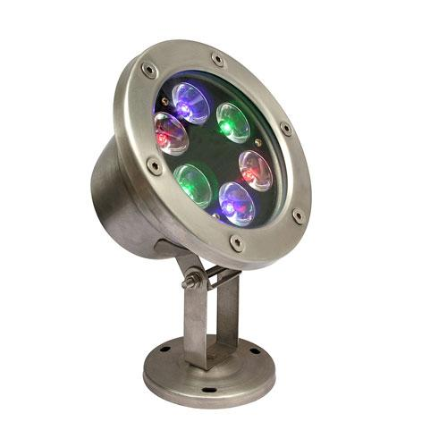High Power Swimming Pool Astral DMX RGB LED Underwater Light