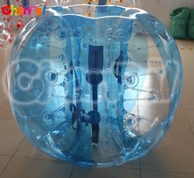 2015 summer cool human inflatable bumper bubble ball