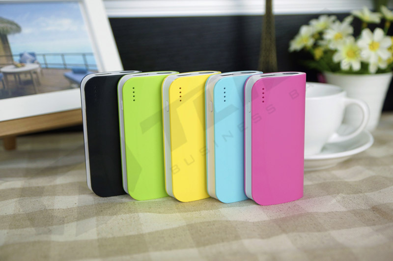 Fashion high quality power bank