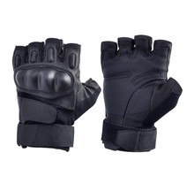 Good Quality protect hand leather bicyle gloves