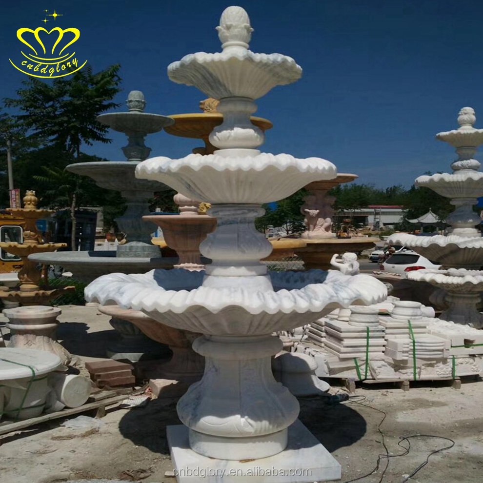 Outdoor stone garden Products Jumping jet laminar water fountain