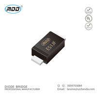 Factory Outlet Best Price SMD Super Fast Rectifier Diode 1A 600V 35ns ES1JF