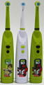 electric kid toothbrush battery operated toothbrush
