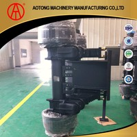 Trailer Bogie Axle For Single Point