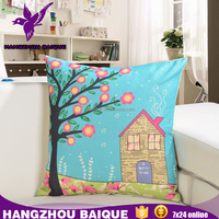 Good Quality Home Decor Cartoon Printed Cushion Covers