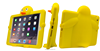 kids shcckproof 3D silicone case for ipad mini4,children tablet case for ipad air2,, shockproof cover case for ipad 2,3,4