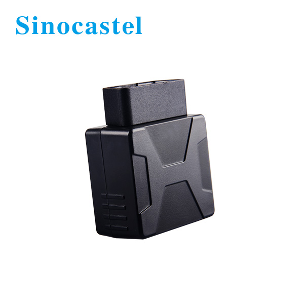 Fleet Management free server Mini OBD II GPS GSM Tracker