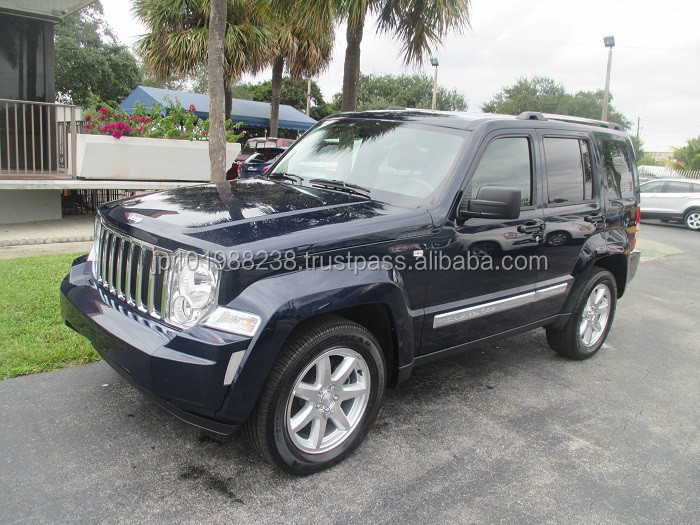 USED CARS - JEEP LIBERTY LIMITED - DEMO VEHICLE (LHD 819484)