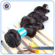 AAAAA Top grade remy brazilian human hair wholesale synthetic weave