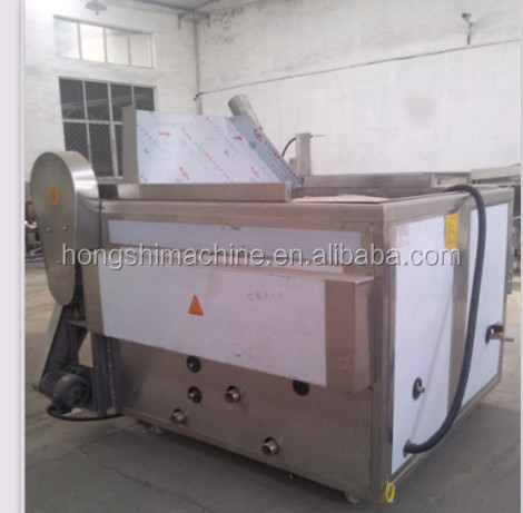 Automatic controlling Industrial potato chips making machine