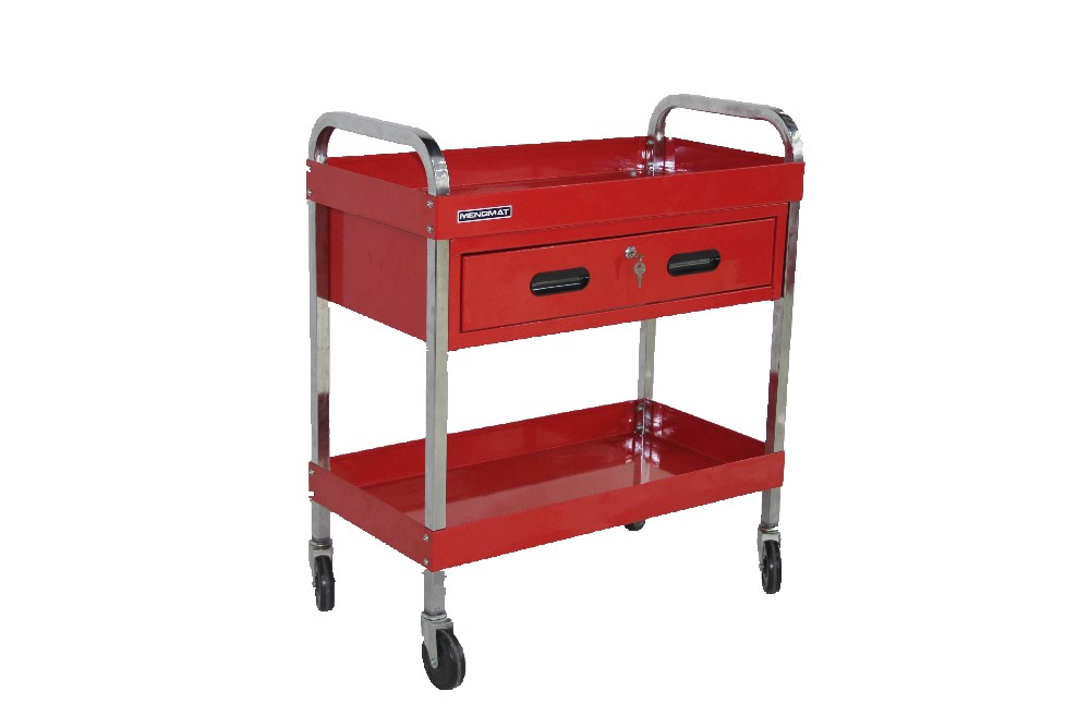 Hot selling tool cart is ideal for any garage or shop
