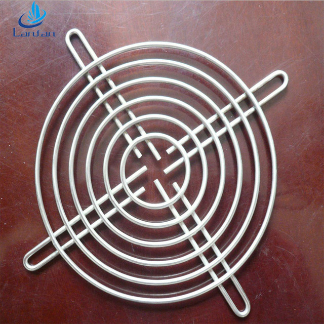 High quality and low price Fan Finger Guard with Metal Fan Guard Grill Cover