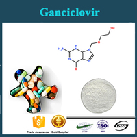 Ganciclovir (Repaglinide/Rivaroxaban/Ganciclovir) The mechanism of action of acyclic nucleoside analogues