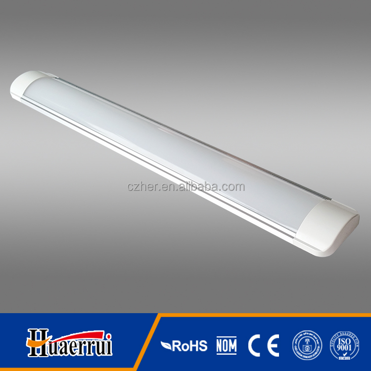 12w SMD IP65 Tri-proof Light Fixture Lamp