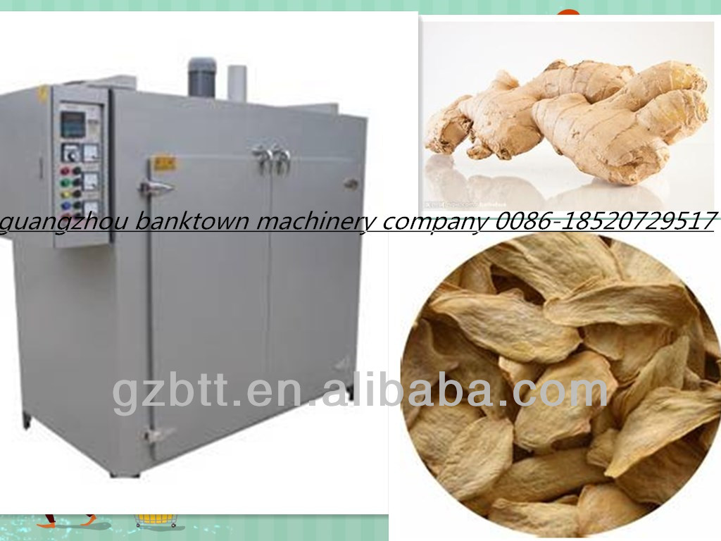 ginger drying machine/ ginger dryer/ ginger dehydration