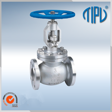 High Performance API 602 Stainless Steel ANSI B16.1 Globe Valve