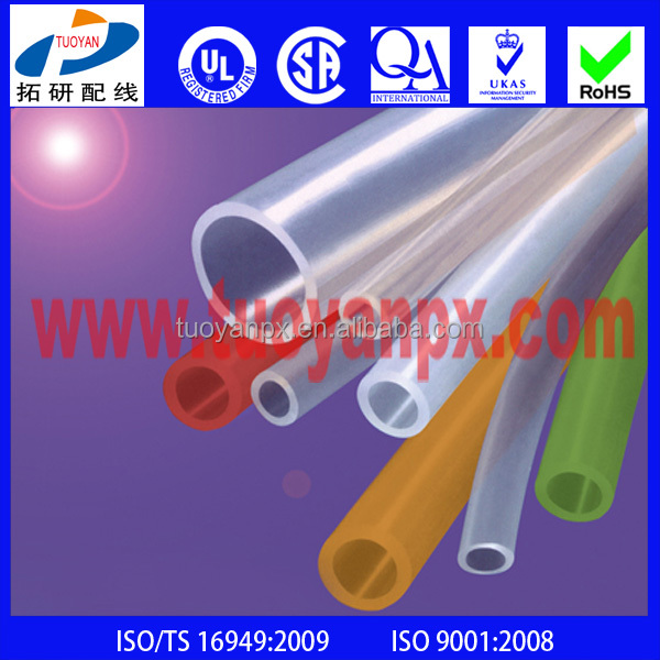 Soft colorful silicone wire sleeve