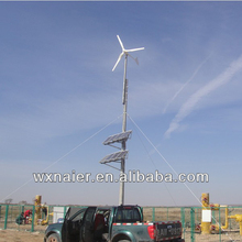 1kw horizontal wind generator / windmill generator for home use