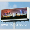 lcd window film p16 led panel sexy with animals