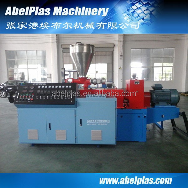 WPC one step profile extrusion line