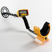 Professional underground gold detector price, Long range deep ground gold metal detector sale MD6250
