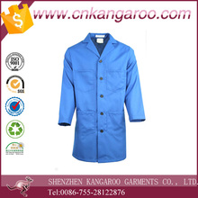 Industria personal protective working wear dust-proof smock