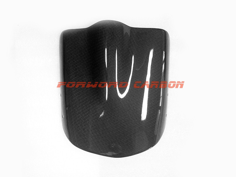 Quality carbon fiber motorcycle parts windshield windscreen for Buell XB