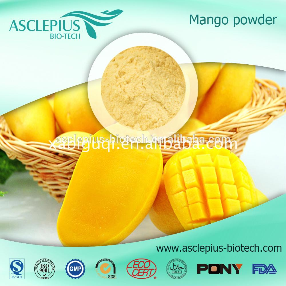 OEM factory new design drink freeze dried mango juice powder with vegan protein
