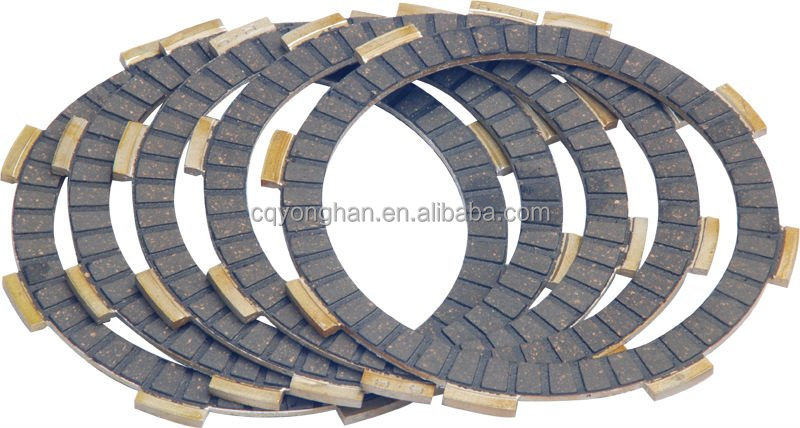 OEM Quality LF157 Clutch Friction Plate for Motorcycle, 175cc Clutch Plate