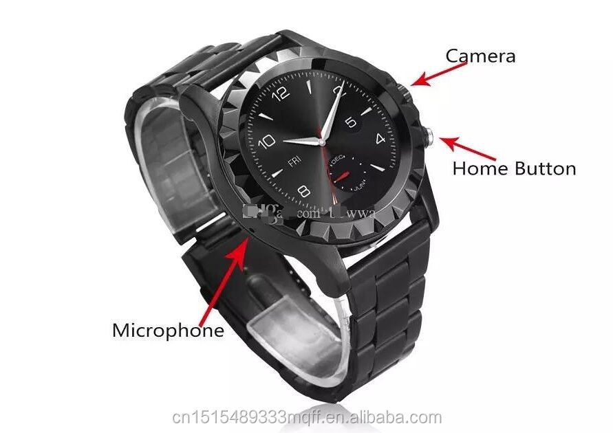 wholesale Smart watch Phone with bluetooth hand watch mobile phone bluetooth