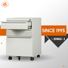 Office drawer units mobile file cabinet