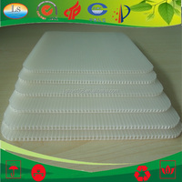 Moisture Resistant Transparent Colored Plastic Sheets
