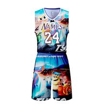 Free printing basketball jersey yellow color factory green design digital usa jerseys