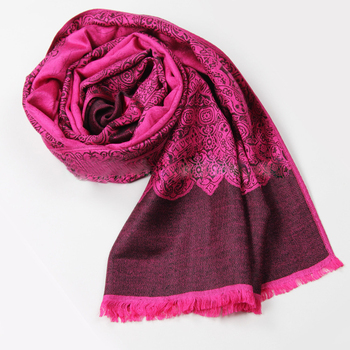 Fashion Ladies Cashmere Pashmina Hijab Shawl Scarf From China Factory