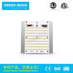 2018 Wholesale high lumen DLC ETL listed 5 years warranty 75w led light retrofit kits
